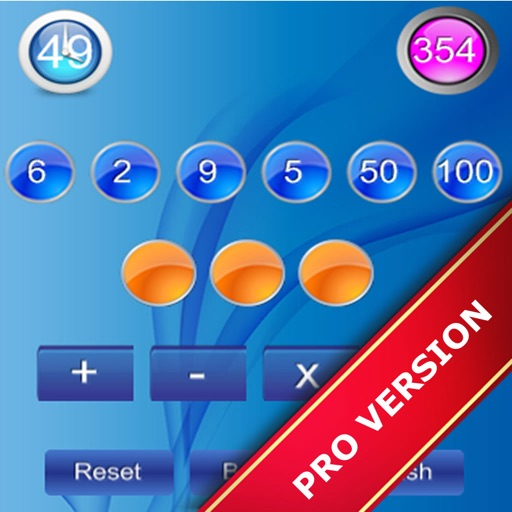 Letters and Numbers Game - Pro Version