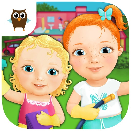 Sweet Baby Girl Clean Up 2 - Kids Game