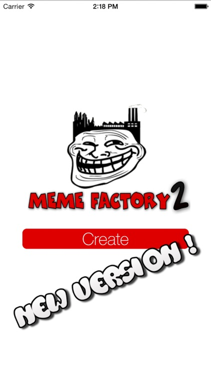 THE MEME FACTORY - Create Your Own Memes and Shine