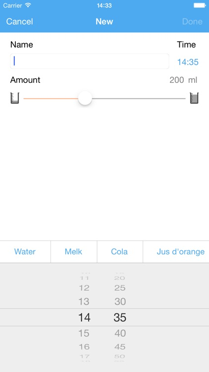 Drink Diary screenshot-1