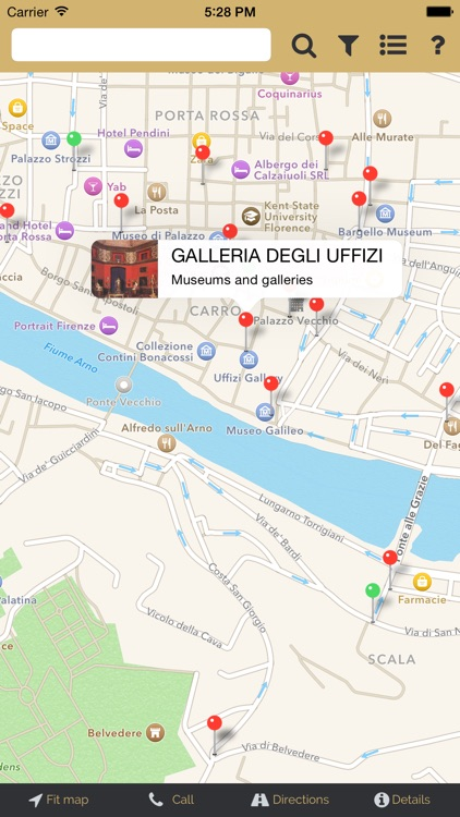 museItalia - Museums, art and culture in Italy screenshot-0