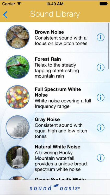 Tinnitus Therapy Pro screenshot-3