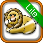 かわいい動物ぬりえLite icon