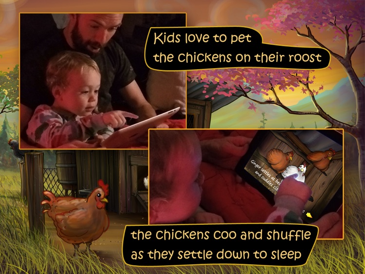 Goodnight Coop - A Bedtime Book with Chickens!