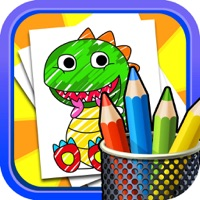 Codes for Kids Doodle Coloring Book Drawing - Preschool Toddler Fun! Hack