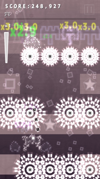 .Decluster: Into the Bullet Hell screenshot-3