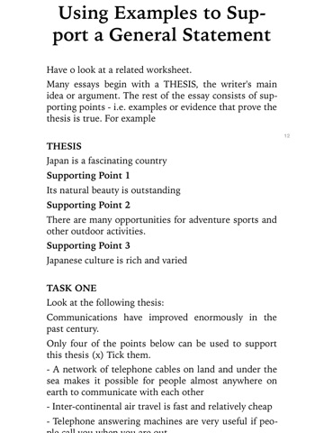 Ielts Writing Structure Analyze And Academic Essays Collection By  Screenshot