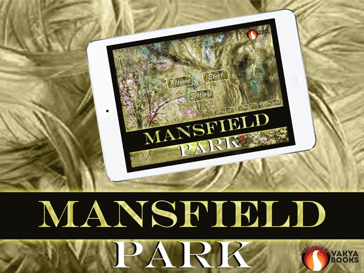 Mansfield Park - An English Classic