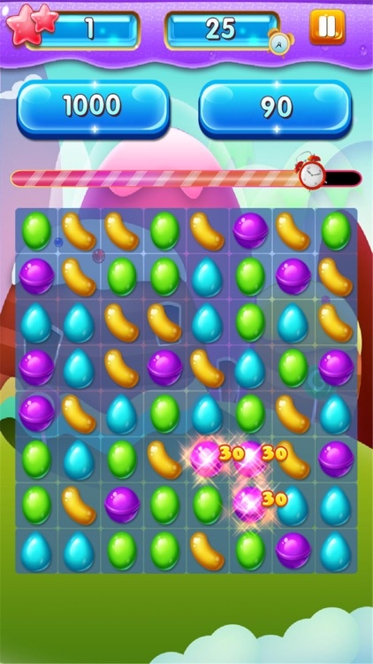 Candy Star Touch FREE screenshot-1