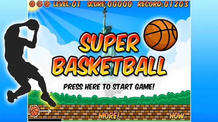 Super Basketball FREE