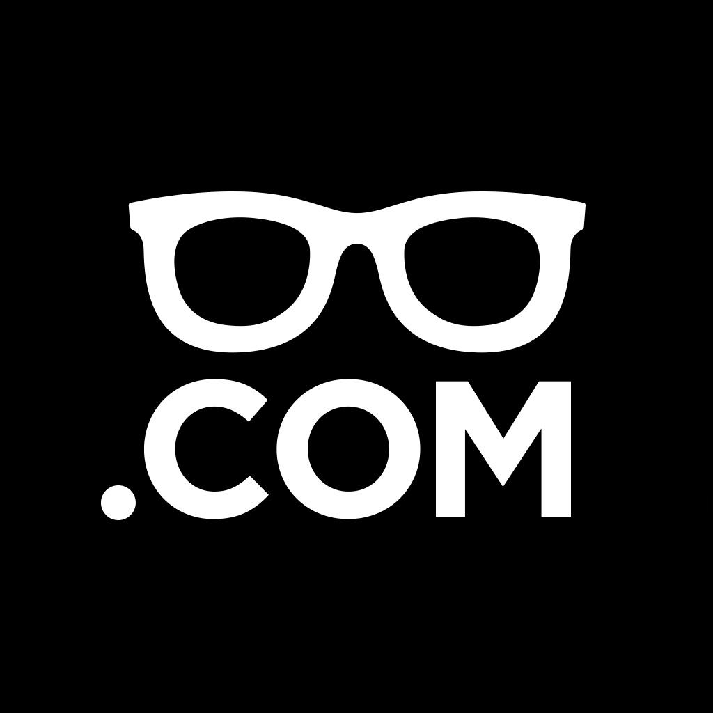 glasses.com for iPad