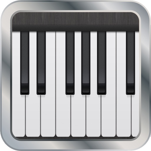 Piano Synth - Moveable Keyboard with Piano and other Sounds