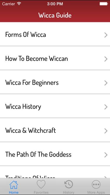 Wicca Guide - Best Video Guide