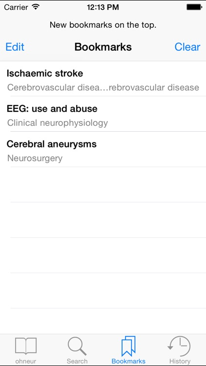 Oxford Handbook of Neurology, 2nd edition screenshot-4