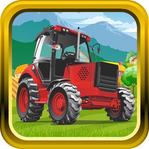 Tractor Farm Run