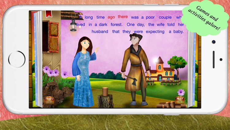 Rapunzel by Story Time for Kids screenshot-3