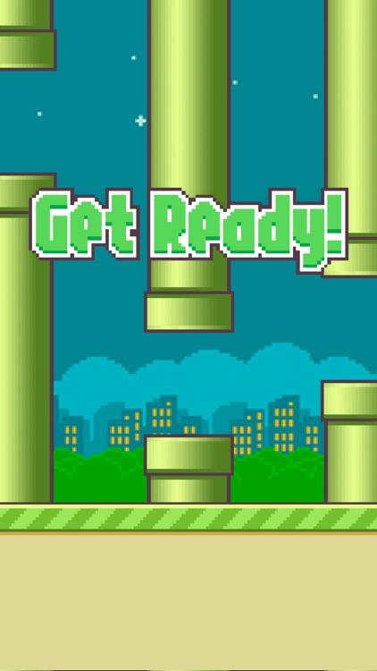 Flappy Dodo Bird 2 (AD FREE) - Best, Better Than The Original Classic Flappy Bird