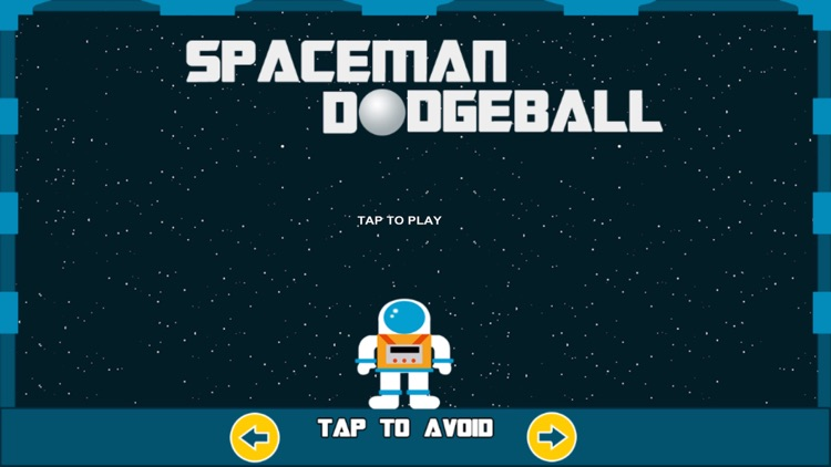 Spaceman Dodgeball screenshot-3