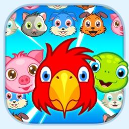 A Pet Shop Animal Escape Match 3 Tap Rescue Game