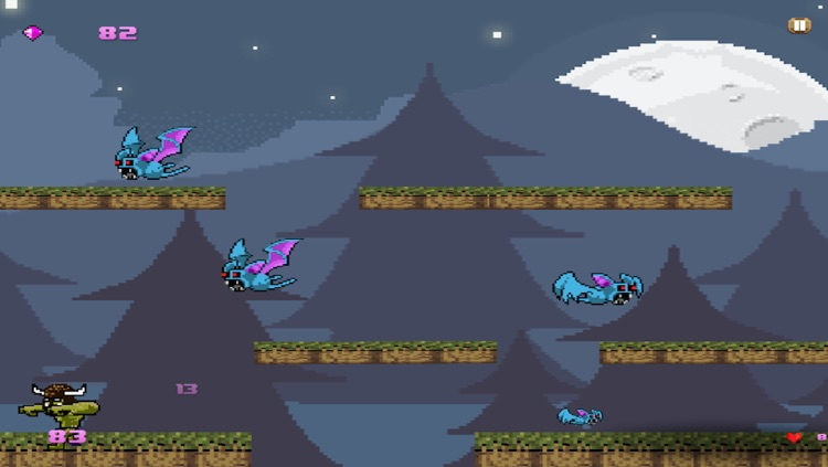 Skippy Vs The Vampire Bats screenshot-3