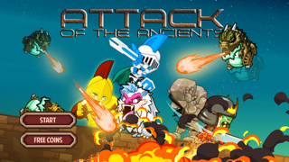 Attack of the Ancients – Knights Fighting Extinct Animal BeastsScreenshot of 4