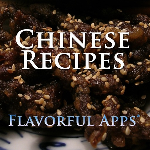 Chinese Recipes from Flavorful Apps®