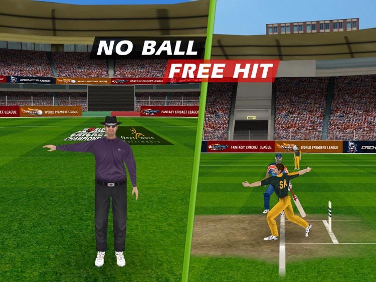 World Cricket Championship Pro screenshot-3