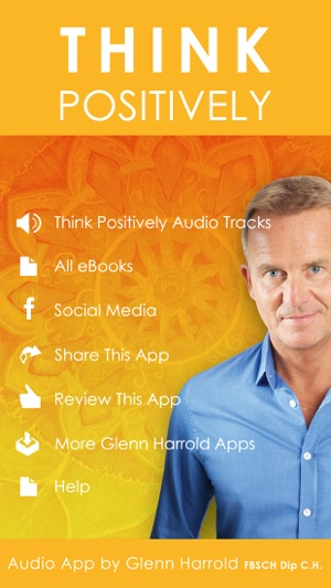 Learn How To Think Positively by Glenn Harrold for iOS ...