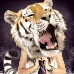 My Animal Face Blender – Show off your wild side by adding animal faces and tails to your pictures (perfect for selfies)