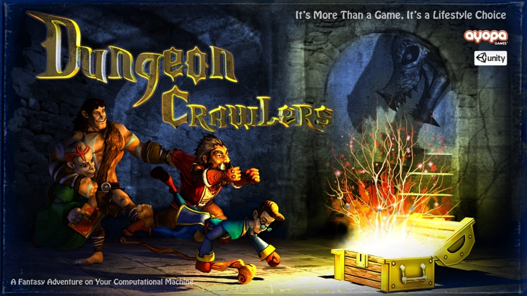 Dungeon Crawlers screenshot-4