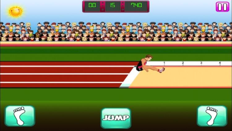 Triple Jump Champ - Athletics Summer Sports screenshot-4