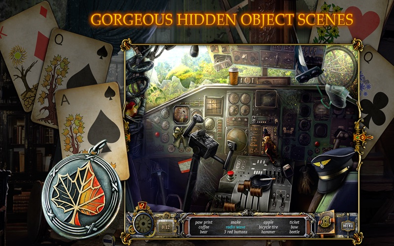 Solitaire Mystery: Four Seasons (Full) screenshot 3