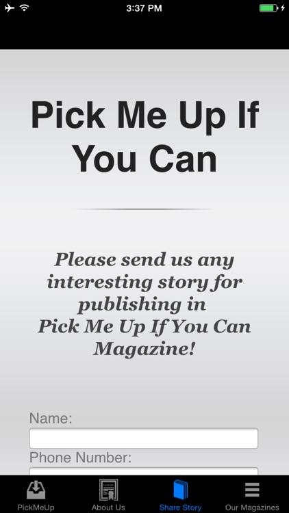 Pick Me Up If You Can screenshot-3