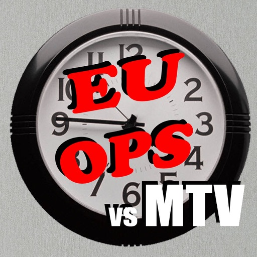 EU-OPS vs. MTV