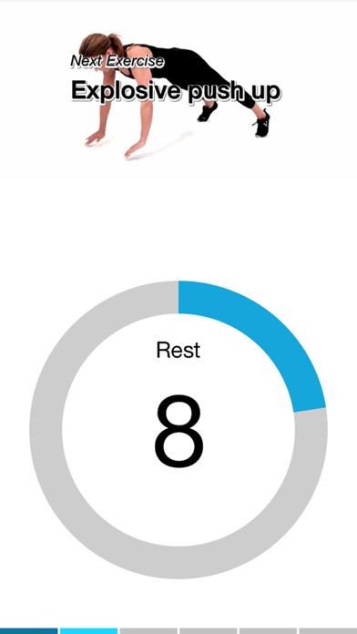 Virtual Trainer Bodyweightのおすすめ画像3