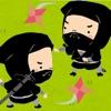 二人でできるゲーム 二人忍者 - iPadアプリ