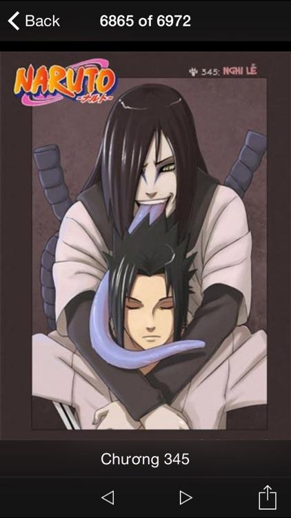 Naruto 1 - Đọc Truyện Tranh Offline