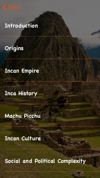 Dr. Jones Guide: Machu Picchu screenshot-4