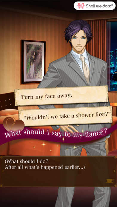 Shall we date?: Can't Say No Screenshot