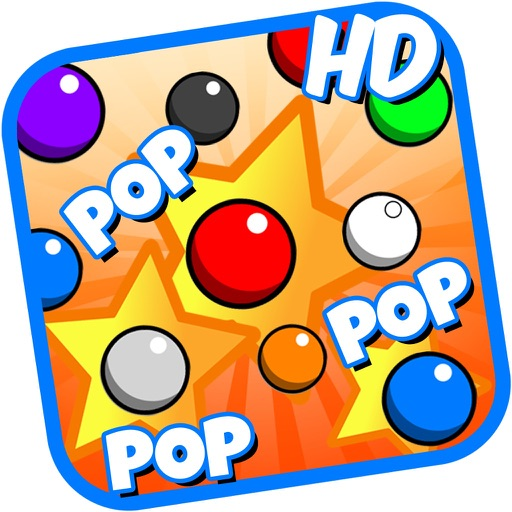 Pop Pop The Balloons FREE HD icon