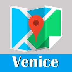 Venice Map offline, BeetleTrip treno subway metro pass travel guide ...