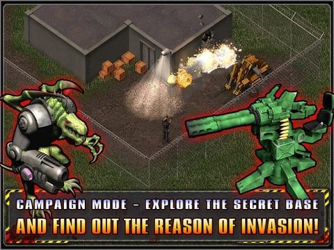 Alien Shooter screenshot 3