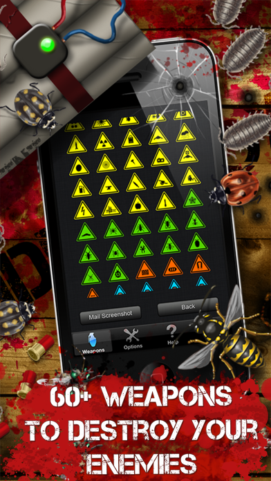 iDestroy™ - Call of Bug Battleのおすすめ画像3