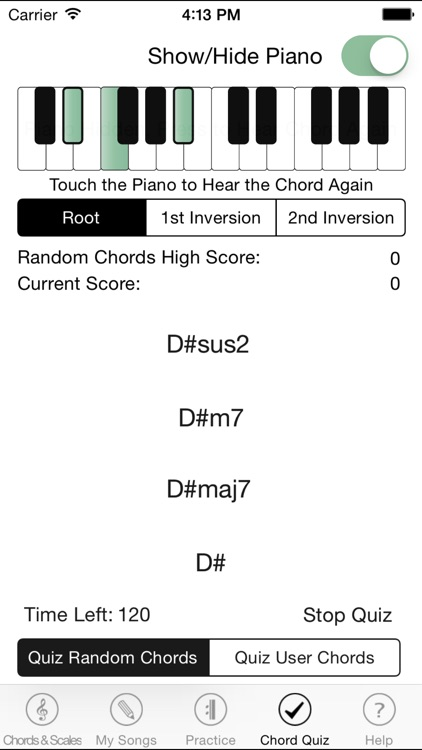 Piano Wiz screenshot-3