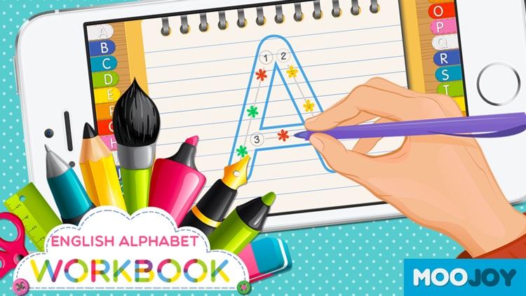 ABC My First Alphabet Workbook