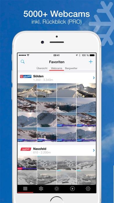 Screenshot #1 pour bergfex/Ski Lite