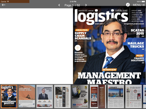 Logistics Middle East | App Price Drops