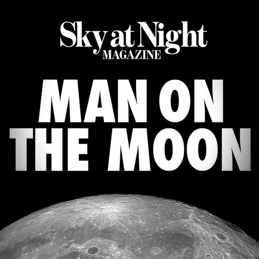 Man on the Moon - Brought to you by BBC Sky at Night Magazine icon