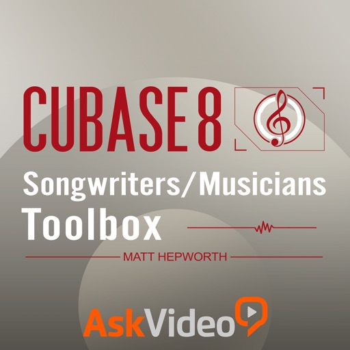 SongWriter And Musicians Toolbox For Cubase