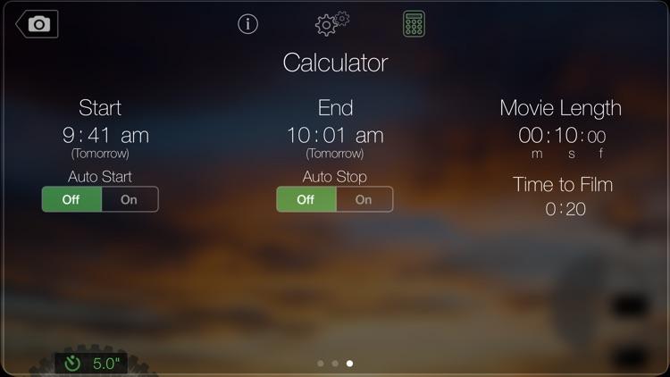 Lightspeed Time-lapse Camera screenshot-4